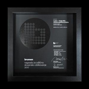 lupinc brumen award